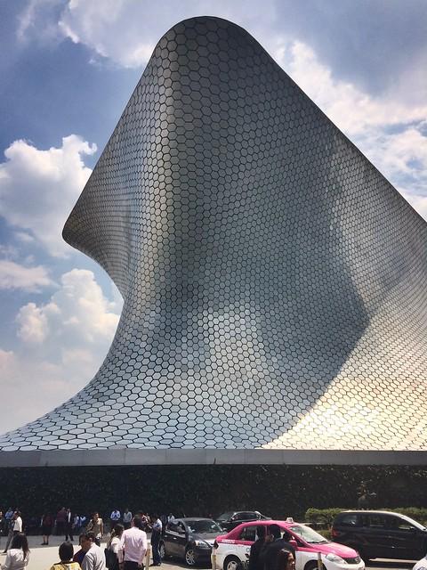 Museo Soumaya - Mexico City