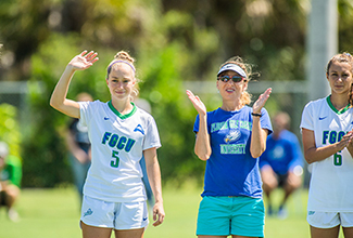 FGCU WOMEN'S SOCCER vs. NORTH FLORIDA