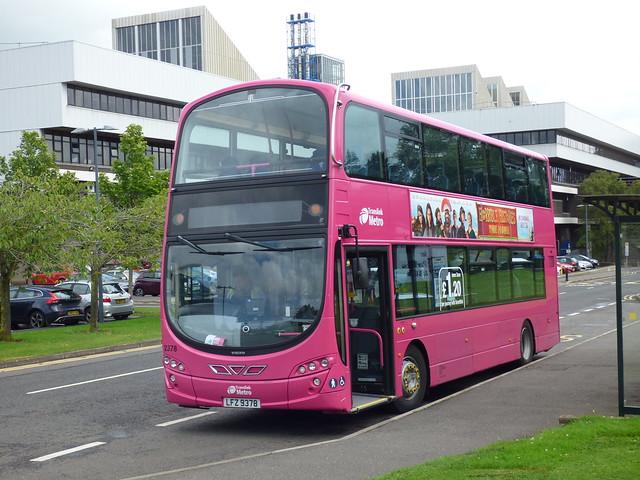 Citybus (Metro) Belfast At the Open Golf Championship