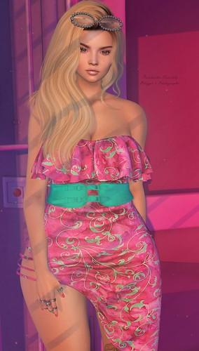 .. pinkish ..