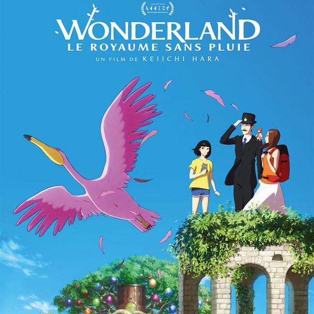 Wonderland le royaume sans pluie