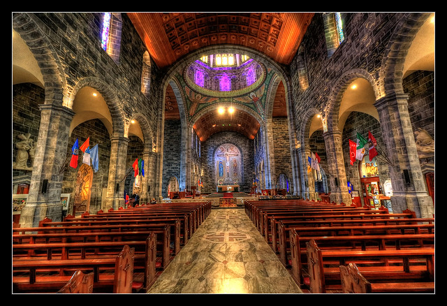 Galway IR - Galway Cathedral 05
