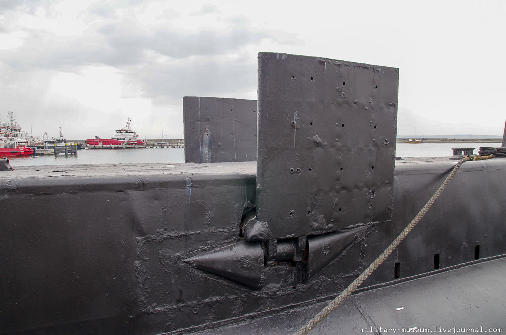 HMS Otus (S18) в Германии-190