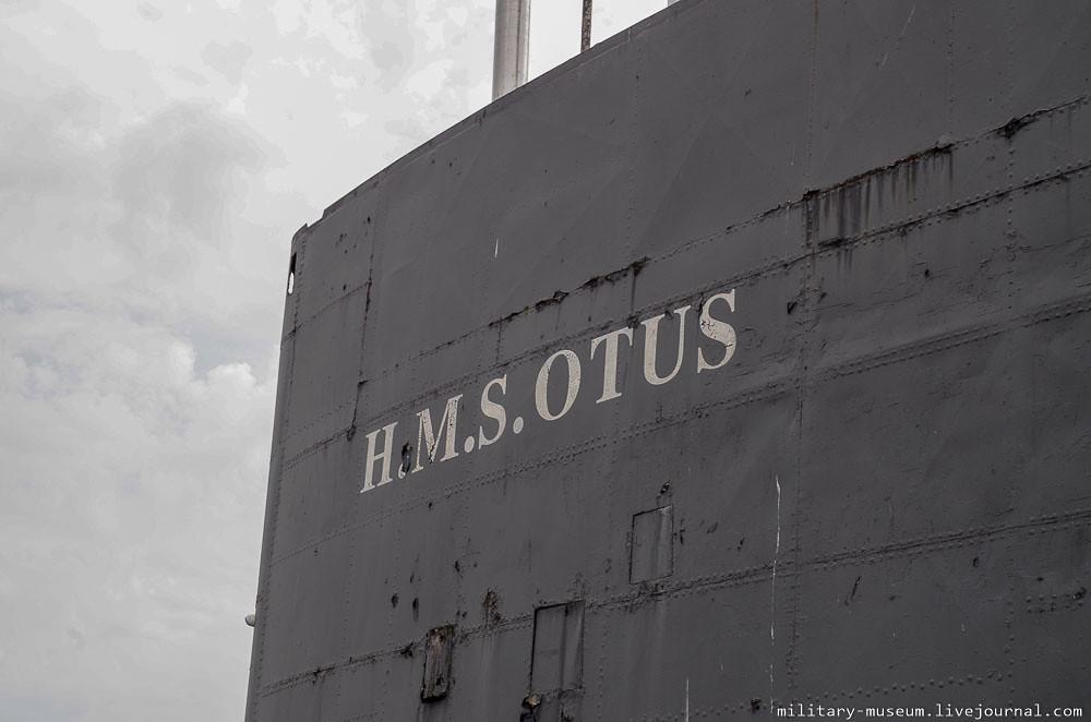 HMS Otus (S18) в Германии-180
