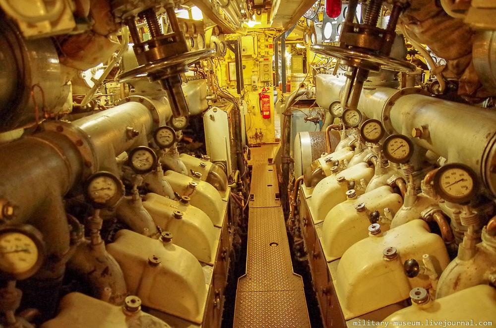 HMS Otus (S18) в Германии-125