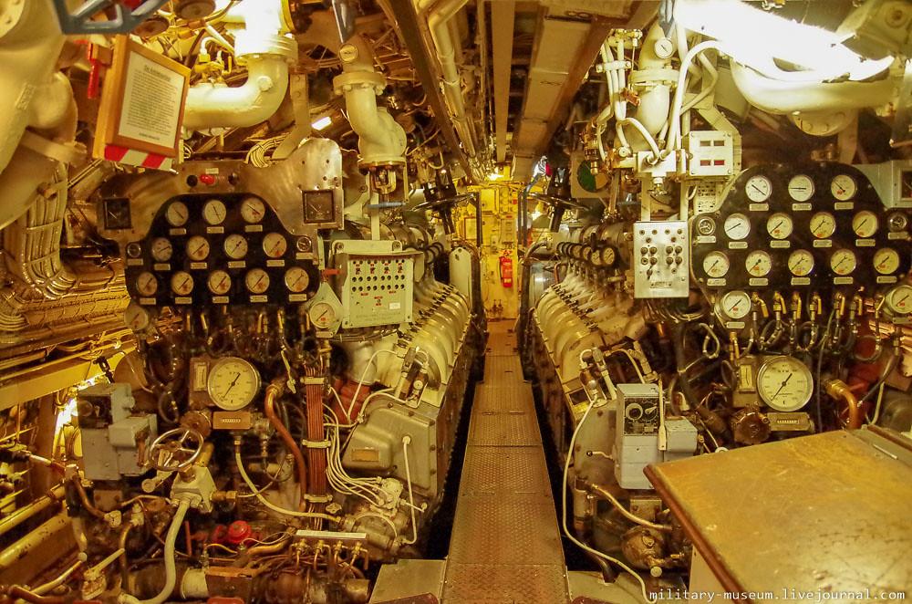 HMS Otus (S18) в Германии-121
