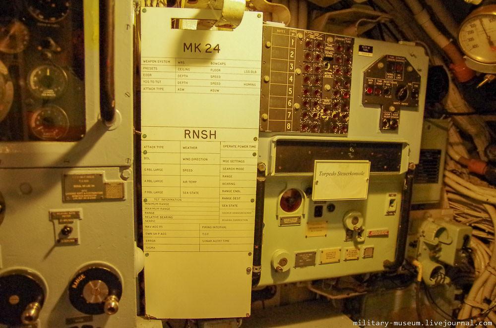 HMS Otus (S18) в Германии-83