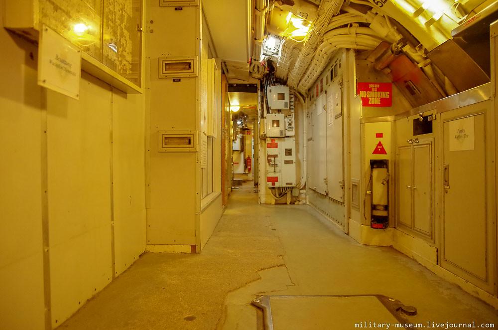 HMS Otus (S18) в Германии-54