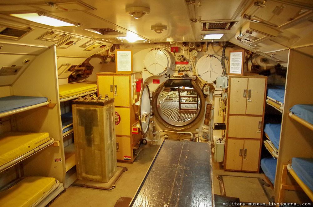 HMS Otus (S18) в Германии-34