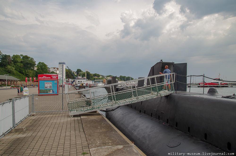 HMS Otus (S18) в Германии-10