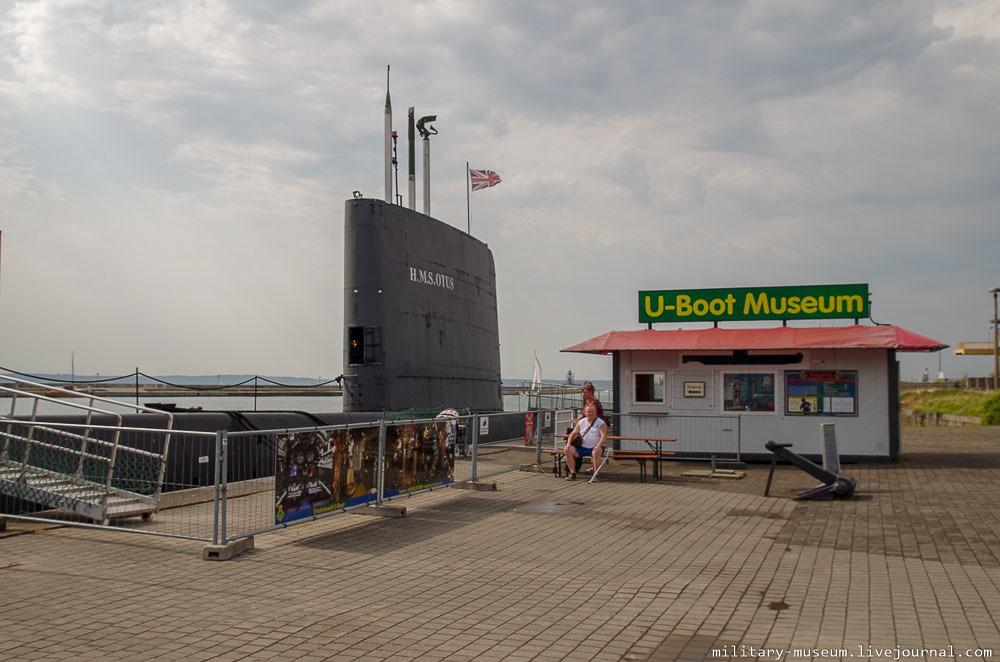 HMS Otus (S18) в Германии-8