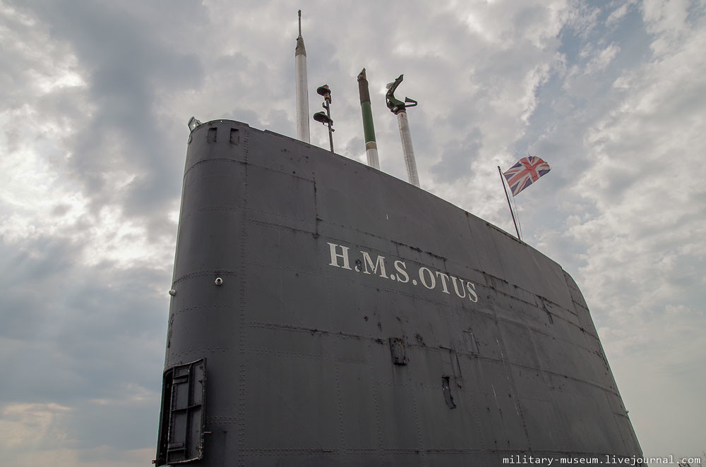 HMS Otus (S18) в Германии-182