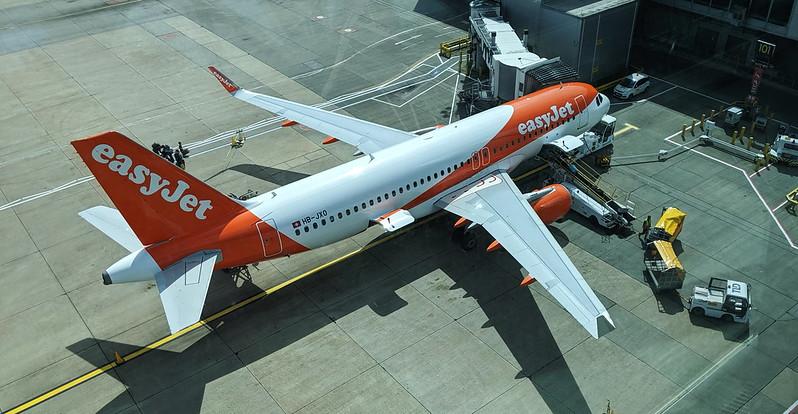 Easyjet HB-JXO