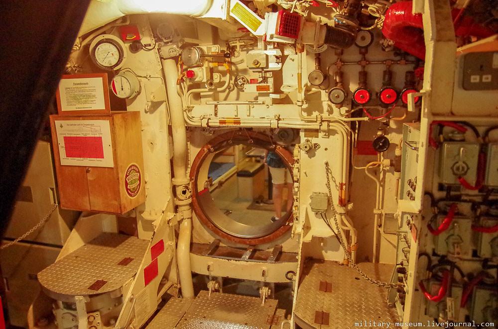 HMS Otus (S18) в Германии-25