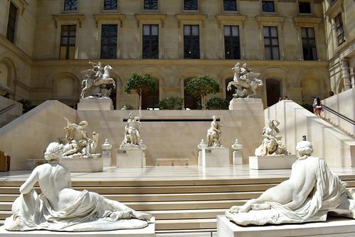Cour de Marly