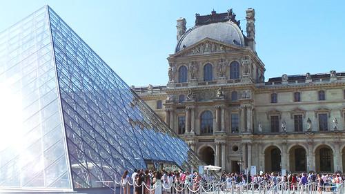 Louvre Extérieur