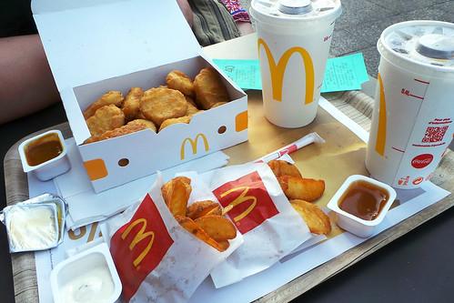 McDonald's Gare du Nord