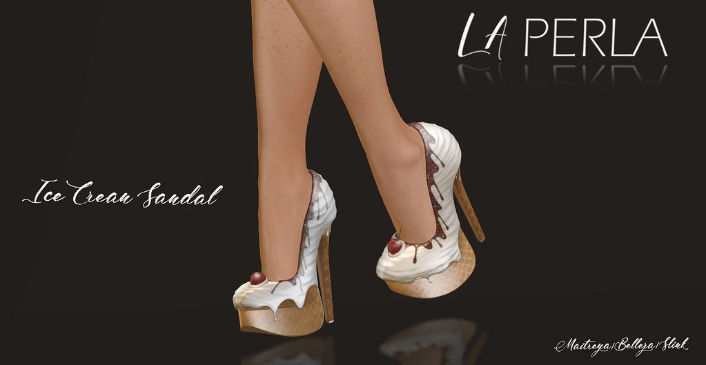 {LP} –  Ice Cream Sandals