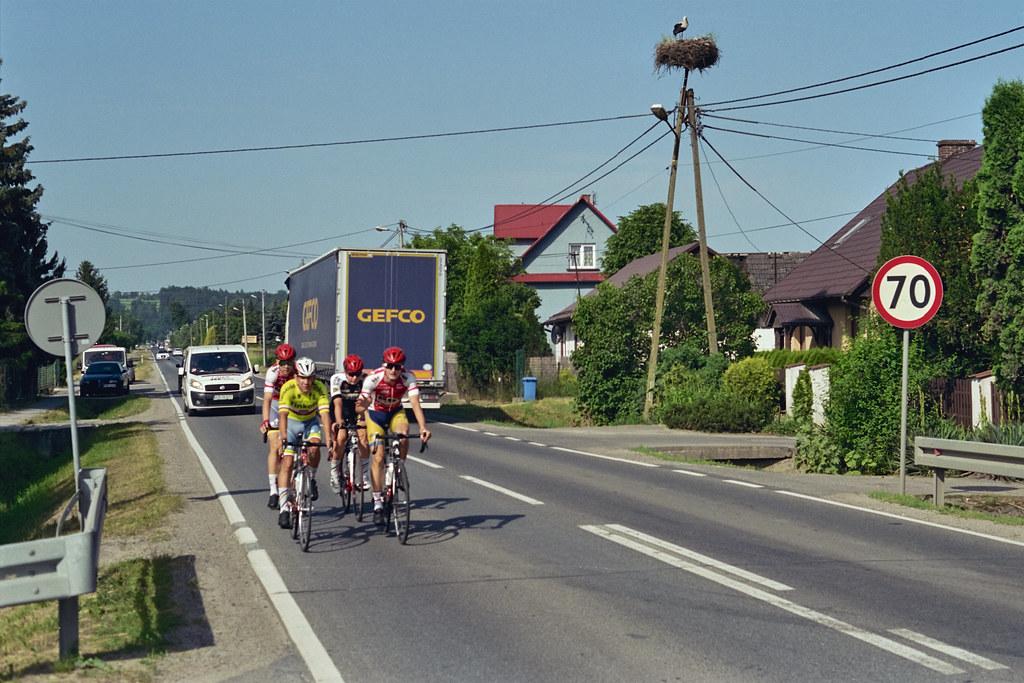 Kolarze / Bikers