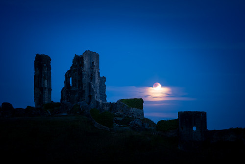 Ruins under the Red Moon | by Stuart_Byles