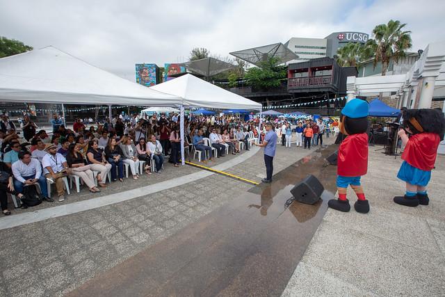 """Concurso Intercolegial """"Guayaquil sin violencia"""""""
