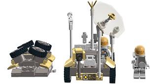 Lunar Rover 1