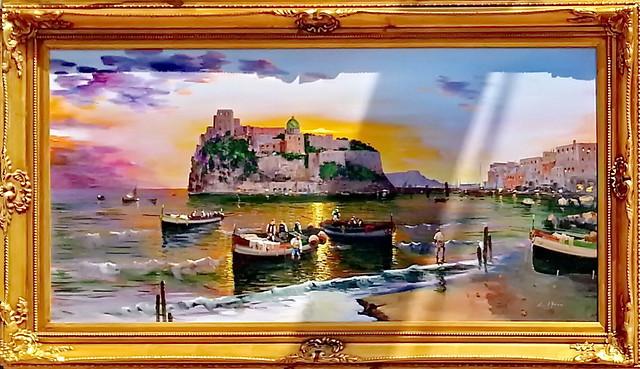 Souvenir from Ischia