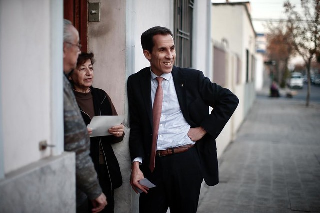 #EnTerreno : Puerta a puerta en Matta Sur