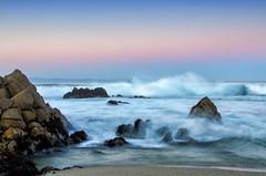 Monterey at Dusk