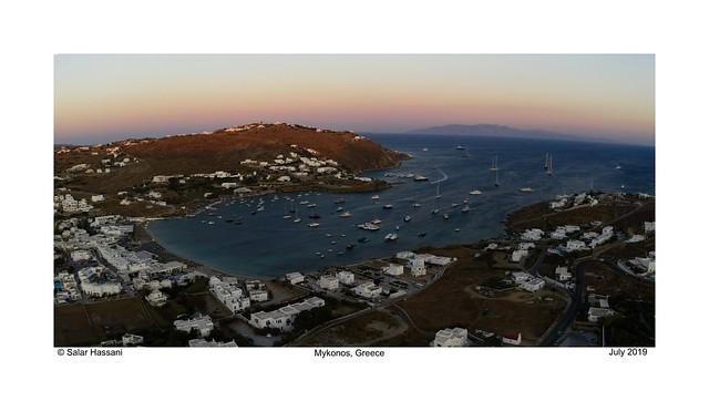 Ornos, Mykonos - Greece