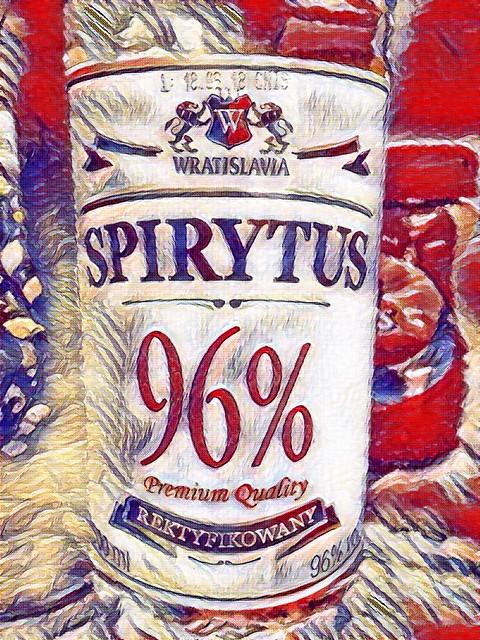 Spirited Libations!