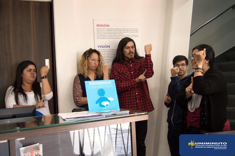 """Proyecto """"Señas al MAC"""" realiza la presentación de sus resultados"""