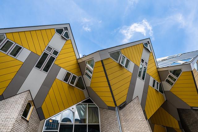Kubuswoning // Rotterdam // Netherlands