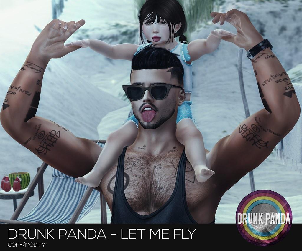 Drunk Panda – LetMeFly