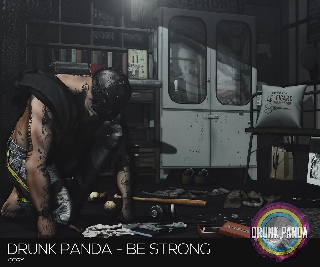 Drunk Panda - BeStrong - TeleportHub.com Live!