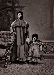 MOTHER AND CHILD REUNION: In the landmark case of Anous versus Ludmilla, artificial intelligence was used to positively and indisputably match this mother and daughter, rendering DNA testing in maternity lawsuits superfluous. Finally, a use for AI that ma