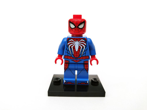 LEGO Marvel SDCC 2019 Advanced Suit Spider-Man
