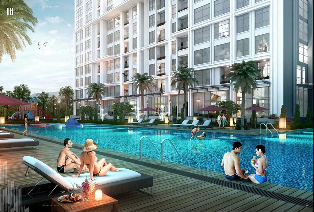 Biệt thự Vinhomes Central Park Villas Bình Thạnh - Super VIP 4
