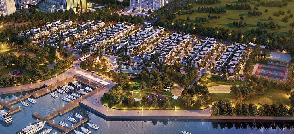 Biệt thự Vinhomes Central Park Villas Bình Thạnh - Super VIP 1