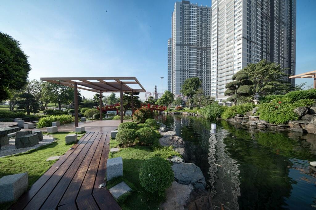 Vinhomes Central Park quận Bình Thạnh – Công viên ven sông đẹp nhất Saigon 2