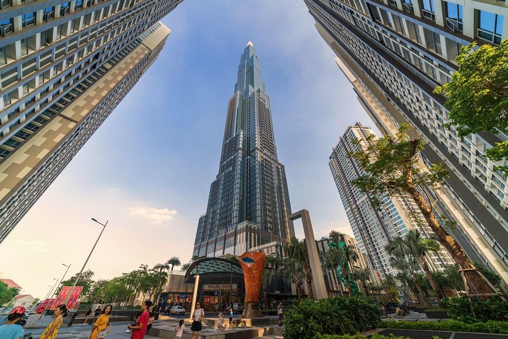 Landmark 81 – Tòa cao ốc cao nhất Việt Nam