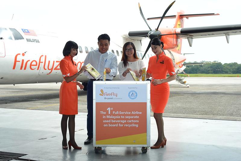 Firefly Airlines & Tetra Pak Malaysia