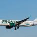 15-Jul-2019 DCA N349FR A320-251N (cn 8766) / Frontier Airlines