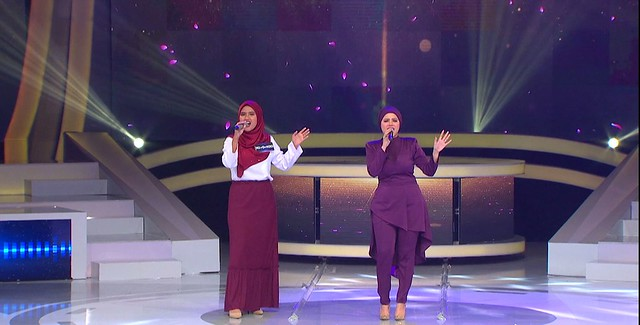 I Can See Your Voice Malaysia 2 - Alyah