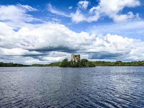 ireland cloughoughtercastle loughoughter countycavan