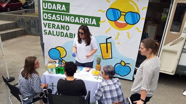 Udara Osasungarria | Verano Saludable