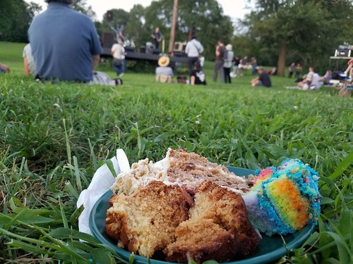Night of a Thousand Cakes at Fort Reno