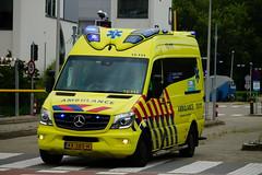 Ambulance Amsterdam-Amstelland Roepnummer: 13-111