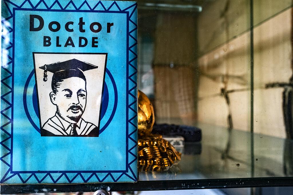 Doctor BLADE--Taiping