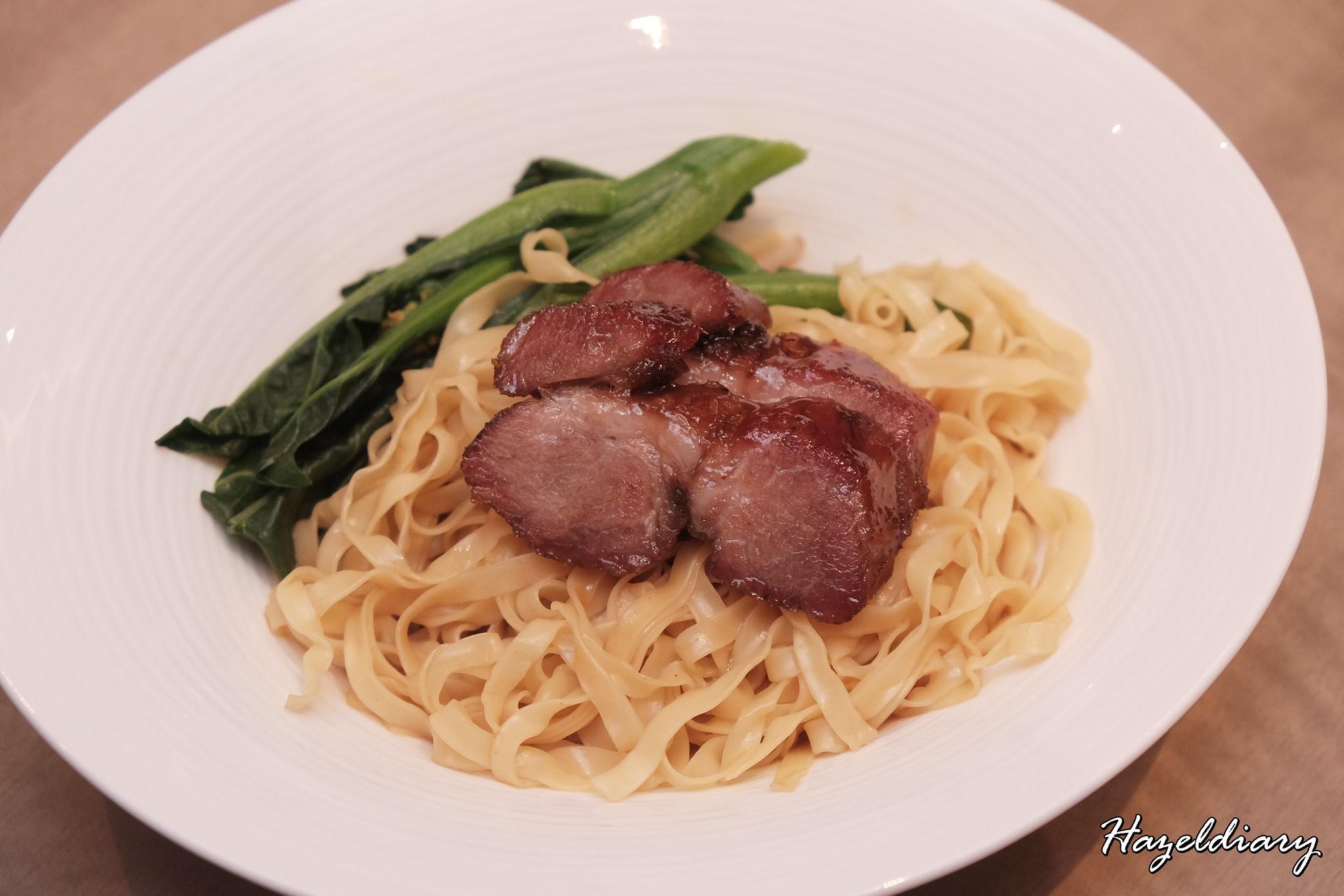Jiang Nan Chun- Four Seasons-Summer Menu-Noodles